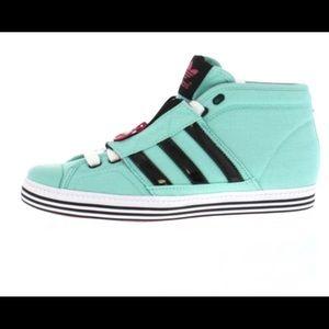 NWT Adidas Vanity Vulc Mid II Sneakers